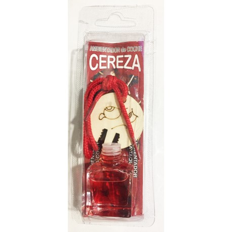 Ambientador DeAgus Coche Cereza